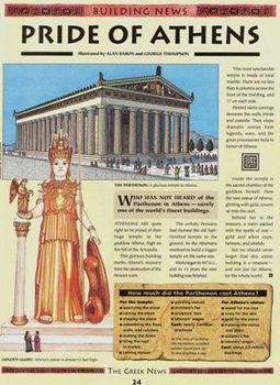 The Parthenon in Ancient Greece - Athens and Athena