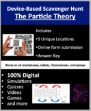 The Particle Theory – A Digital Scavenger Hunt Activity