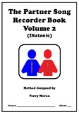 The Partner Song Recorder Book - Volume 2