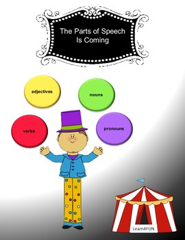 The Parts of Speech Is Coming