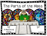 The Parts of the Mass Matching Game