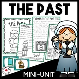 Past and Present Unit for Primary Grades
