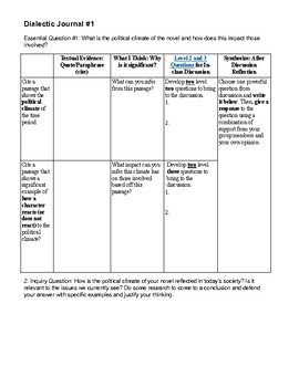 The Past, Present, and Future- Fiction and Nonfiction Texts Book Project