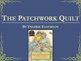 Patchwork Quilt | Collaborative Conversations | Vocabulary | Text Talk