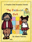 The Patchwork Quilt by Valerie Flournoy-Book Response Journal /Mentor Sentence