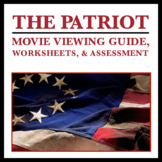 The Patriot Movie Guide: Includes Viewing Guide, Worksheet