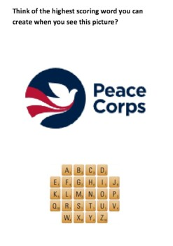 The Peace Corps Handout