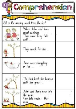 The Pear in the Pear Tree - Pamela Allen