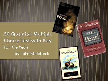 The Pearl 50 Question Multiple Choice Test