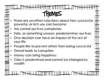 The Pearl CH. 4--Quote, Context, and Significance Group Activity {CCSS Aligned!}