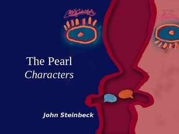 The Pearl - Characters