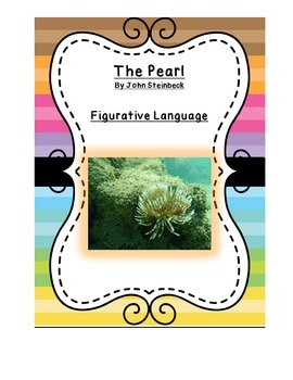 The Pearl - Figuragtive Language