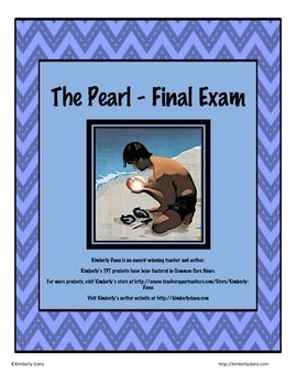 The Pearl Final Exam Test