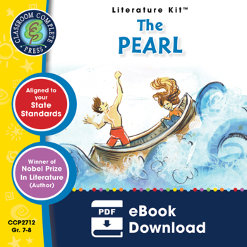 The Pearl - Literature Kit Gr. 7-8