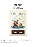 The Pearl - Novel Study Unit