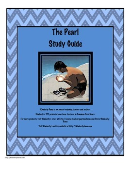The Pearl Study Guide