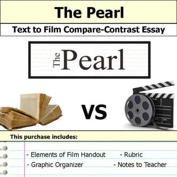 The Pearl - Text to Film Essay