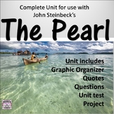 Unit for The Pearl by John Steinbeck