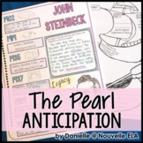 The Pearl by John Steinbeck Background Activities (paper +