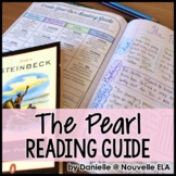 The Pearl by John Steinbeck Reading Guide