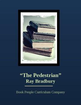 """The Pedestrian"" -- Ray Bradbury -- Short Story"