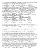 The Pedestrian by Ray Bradbury Bundle: Scavenger Hunt, Fig Lang, Mult Ch Quiz