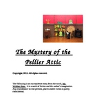 """The Pellier Attic Mystery"" A Readers Theatre Script [Theater Scripts]"