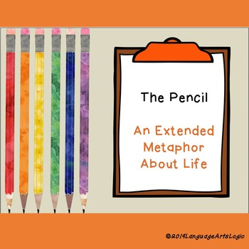 The Pencil - An Extended Metaphor About Life