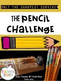 The Pencil Challenge