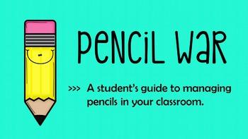 The Pencil War