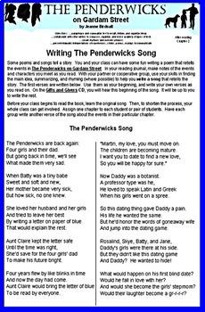 The Penderwicks # 1 and The Penderwicks # 2 on Gardam Street by Jeanne  Birdsall