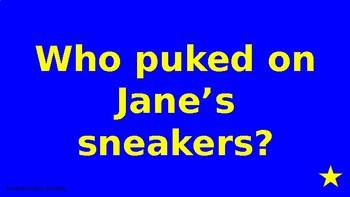 The Penderwicks Jeopardy by Jeanne Birdsall