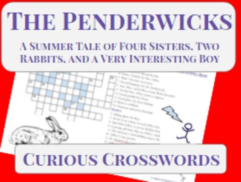 The Penderwicks- Worksheet