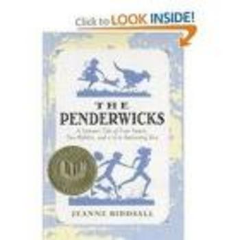 The Penderwicks novel guide