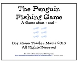 The Penguin Fishing Game: A Game About More and Less