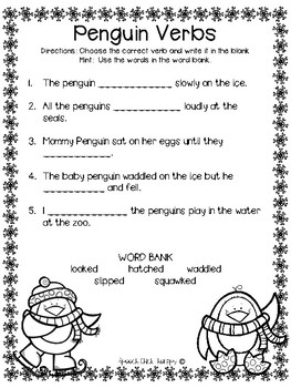 The Penguin Packet for Speech and Language