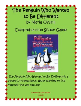 The Penguin Who Wanted to Be Different Scoot