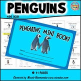 Penguins Mini Book
