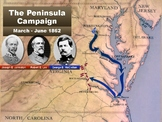 The Peninsula Campaign - Part 1