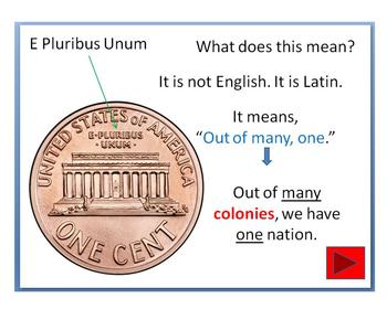 The Penny:  Let's take a closer look (PowerPoint)