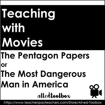 The Pentagon Papers Film Guide