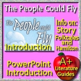 The People Could Fly Introduction to the Folktale for HMH Collections