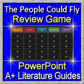 The People Could Fly Review Game