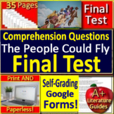 The People Could Fly Self-Grading Test with Google Ready Activities