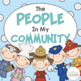 The People in My Community (Books, Songs, and Posters for K-1)
