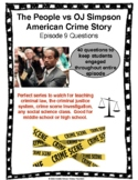 The People vs OJ Simpson American Crime Story Episode 9 Questions