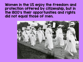 The Perfect 36, Tennessee, and Women's Suffrage (5.46)