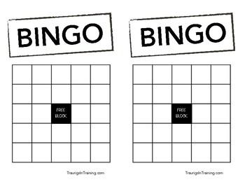 The Perfect Bingo Board