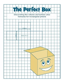 The Perfect Box:  A  STEAM Project