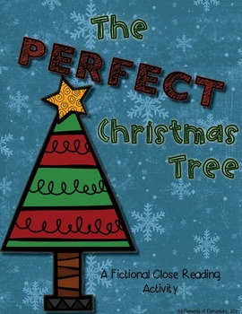 The Perfect Christmas Tree: A Winter Close Read
